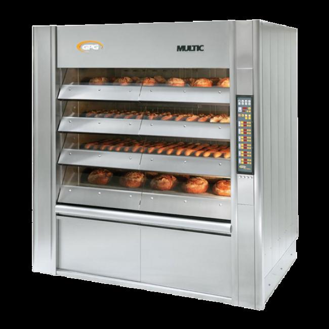 Gpg multic sc maquinaria para panaderias y pastelerias for Hornos de vapor industriales precios